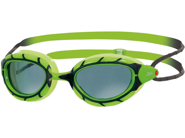 Zoggs Predator Goggle Junior Green/Black/Smoke